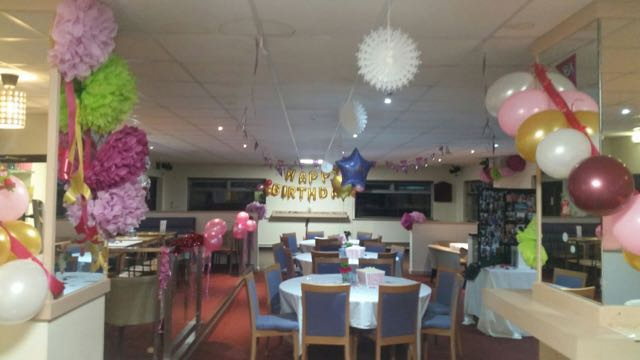Heaton Park Function Room
